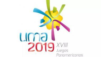 Logo dos Jogos Pan-Americanos do Peru