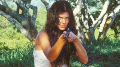 Cristiana Oliveira como Juma em Pantanal