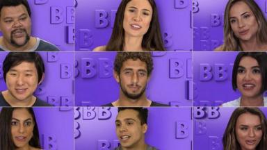 Participantes do Camarote do BBB20