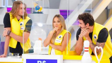 Gabi Martins, Guilherme e Daniel