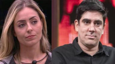 Paula Sperling e Marcelo Adnet