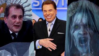 As pegadinhas de Silvio Santos