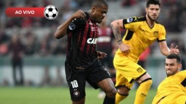 Peñarol x Athletico PR