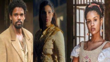 Samuel, Pilar e Zayla