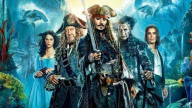 Elenco de Piratas do Caribe