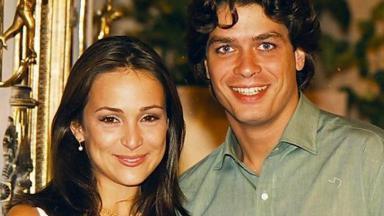 Gabriela Duarte e Fábio Assunção em Por Amor