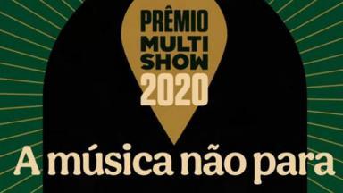 Prêmio Multishow 2020