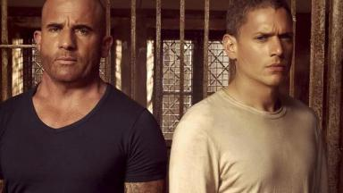 Protagonistas de Prison Break