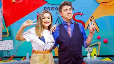 Maisa Silva e Oscar Filho
