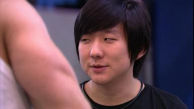 Pyong Lee durante o BBB20