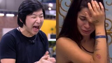 Pyong Lee trama contra Bianca Andrade no BBB20