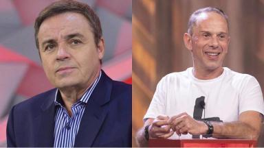 Rafael Ilha contou sobre conversa com Gugu nos anos de 1980