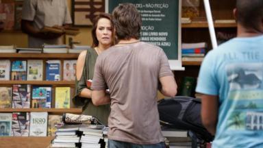 Lili e Rafael em Totalmente Demais