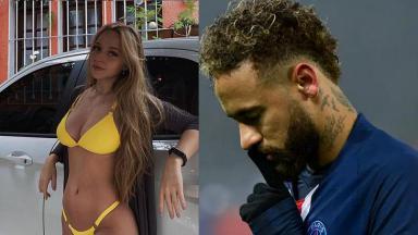 Neymar e influencer
