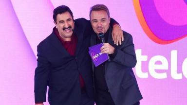 Ratinho e Gugu Liberato