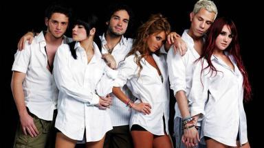 Membros do RBD