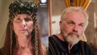 Rebeca e Isaque em Gênesis