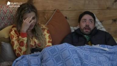 Erika Schneider ri de nervoso de novo plano de Rico Melquiades para provocar peões em A Fazenda 2021
