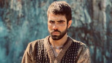 Juliano Laham como José do Egito em Gênesis