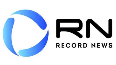 Logo da Record News