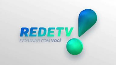 Novo logo da RedeTV!