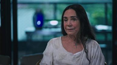 A atriz Regina Duarte