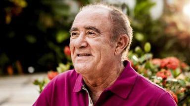 O ator Renato Aragão