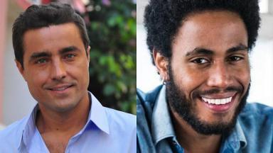 Ícaro Silva e Ricardo Pereira