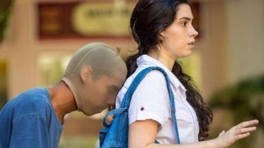 Cadu Paschoal e Olívia Torres