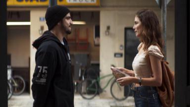 Caio Castro e Bruna Hamu