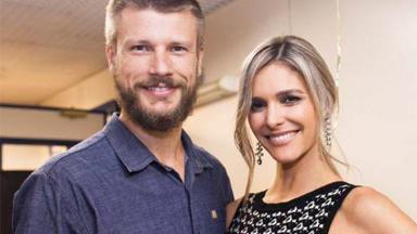 Rodrigo Hilbert e Fernanda Lima