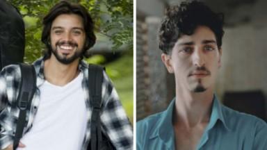 Rodrigo Simas e Johnny Massaro
