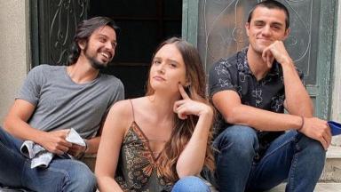 Rodrigo Simas disputará o amor de Luna com o irmão Felipe Simas
