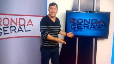 """Sergio Dionizio no """"Ronda Geral"""""""