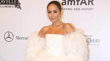 Sabrina Sato de roupa branca