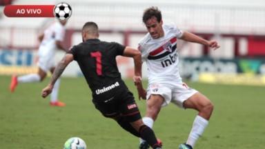 São Paulo x Atlético-GO