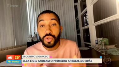 Nem a participação do Gil do Vigor conseguiu salvar a audiência do Se Joga