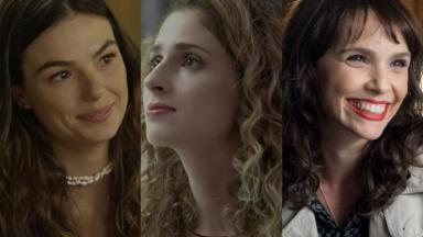 Ritinha, Ivana e Irene em A Força do Querer