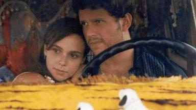 Debora Falabella e Selton Mello em Lisbela e o Prisioneiro