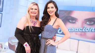 Lilian Gonçalves e Daniela Albuquerque