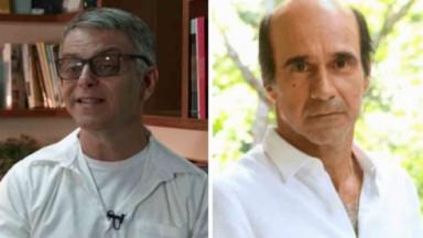 Sergio Goldenberg e George Moura
