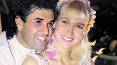 Sergio Mallandro e Xuxa