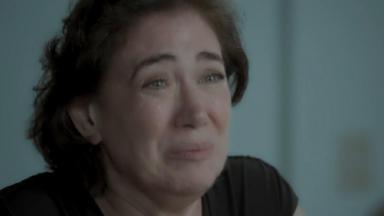 Lilia Cabral em cena do último capítulo da novela A Força do Querer, em reprise na Globo
