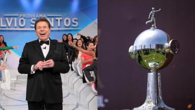 Silvio Santos e a Taça Libertadores