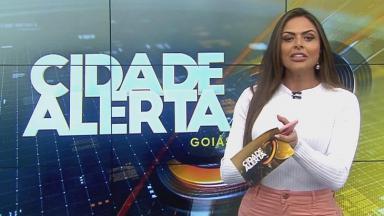 Apresentadora do Cidade Alerta, Silvye Alves foi agredida