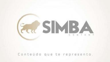 Logotipo Simba Content