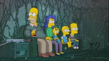Divulgação de Os Simpsons