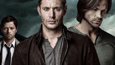 Pôster da série Sobrenatural
