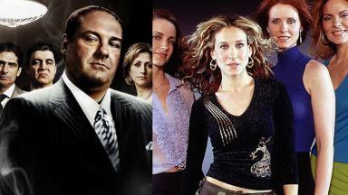 The Sopranos e Sex and the City