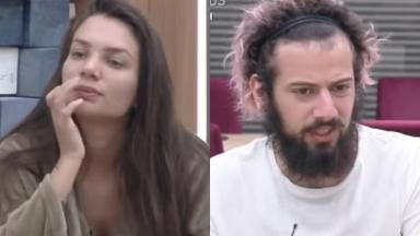 Stéfani Bays e Cartolouco